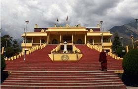 Gyuto Tantric Monastry, Sidhbari