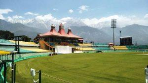 ICC Stadium Dharamsala